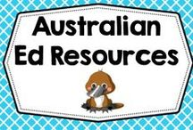 Free Australian Ed Resources / Educational resources to learn about Australia, free printables for children's books by Australian authors, and free printables for learning about animals living in Australia. Free printables, and books that can be checked out of libraries are therefore free. / by Carolyn Wilhelm, NBCT, Wise Owl Factory
