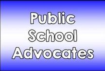 Public School Advocates / Educational Pinterest board for posts about public education and good news about schools in the USA, as well as helping information for parents and teachers.