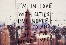 Urban life / Feel the City.