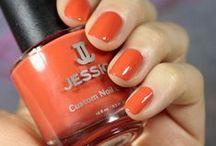 Corals, Coppers & Oranges