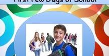 First Day of School / First Day of School activities, lessons, resources, informational articles, free and priced
