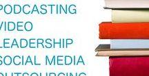 Writing Blogging Media / podcasting, Amazon Merchants, coaching, outsourcing, being a digital nomad, building an autoresponder system, Facebook organic, Wordpress, Live Video, Pinterest, Hashtags, Self Publishing, Leadership, Camtasia, Media Kits, Blog Monetization