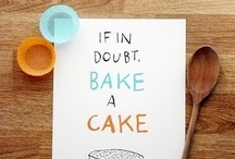 Baking / by Sunny Days and Starry Nights