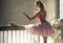 Ballet Inspired / by Sunny Days and Starry Nights