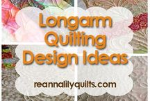 Textures for FMQ Free Motion Quilting / Free Motion Quilting inspiration.