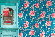 Wall Paper / by Sunny Days and Starry Nights