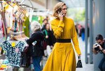 Gold / Objetos en color amarillo.