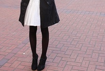 Black Tights / by Sunny Days and Starry Nights