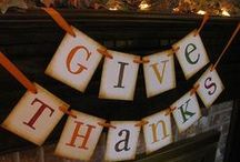 Give Thanks! / by Adjeley Marley