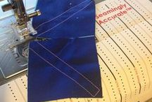 Sewing Tutorials & Interesting Quilts / I love sewing and quilting. Pins are tutorials or things I'm hoping to make.