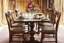 Tables & Gatherings / ...featuring dining design inspiration,  our favorite placesettings and tabletops, as well as the recipes behind the many homemade meals that bring families together. / by Arhaus