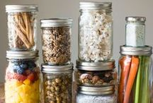 Healthy Snacks and Sides / by Anne Bloomberg