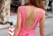 Backless Dresses / by Sunny Days and Starry Nights