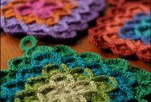 Crochet / De todo lo que se puede hacer en ganchillo.