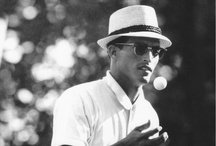 Golfing Greats / A look back at the players that didn't just change the game, they made the game.
