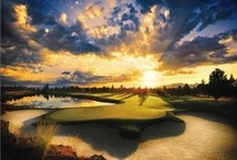 Iconic golfing holes / Showcasing the worlds most famous holes, whether it be the dramatic landscapes, exquisite fairways, or memorable moments.