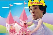 Sherlock!  / by Adjeley Marley