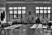 Lost in lofts / by SpentWalking .