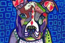 Its a doggy dog life / by Keri Ewald