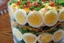 Soups, Salads and Salad Dressings