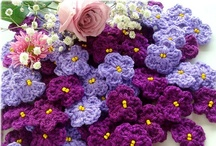 CROCHET - Shapes: Flowers, Critters, and more