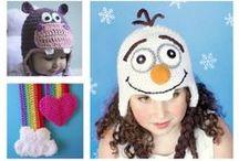 CROCHET - Hats & Headbands for Kids