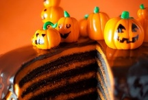 Halloween Food and Decor