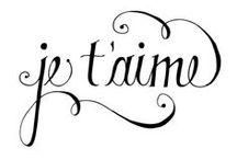 je t'aime Paris! / by Adjeley Marley