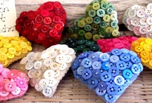 CRAFTS - Buttons & Bows / Buttons, Bows, Ribbons...