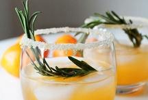 Dream Bar + Cocktail Ideas