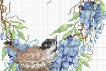 STITCHES - Counted... : Creatures & Critters