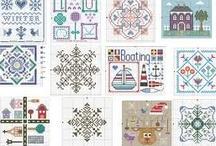STITCHES - Counted Cross-Stitch