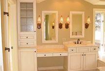Bathroom Ideas / by April Williams