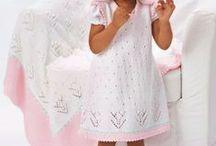 Knit/Crochet - baby/kids / by Shelly Pittman