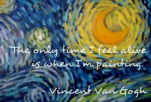 Artistic Poems, Quotes and Sayings / Words about art are sometimes as inspiring as the art itself!