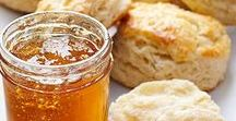Spreads, sauces and preserves / Recipes for jam, marmalade, jelly, butter and other preserves.