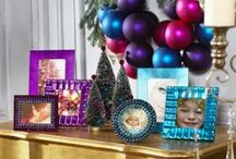 Holiday Collections 2013 / Aaron Brothers Holiday Frame and Decor Collection for 2013 / by Aaron Brothers Art & Framing