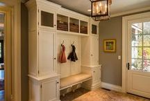 Laundry Room/ Mud Room / by Molly Ann