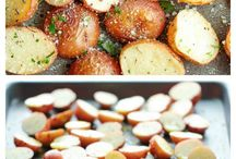 Side Dishes / by Heather Tilley