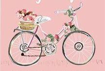 Bikes / by Keri Ewald