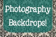 Photo-Props/Backdrops / by Bridgit Waldroop