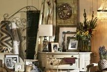 French Manor / French countryside style brought to life through frames and decor. / by Aaron Brothers Art & Framing