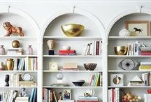 Beautiful Bookshelves / Beautiful Storage Soultions and how to get the look with Arhaus Bookshelves / by Arhaus