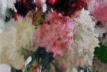 Artistic Florals / Paintings and other interpretations of flowers and floral subjects.