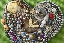 Artistic Jewelry / Adornments in the artistic sense.