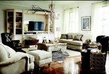 "Eclectic Style / ""We're known for the eclectic rooms we create. Each is filled with pieces, mixed and matched. The beauty of it is you can find something you love in each space, and define your own style."" Gary Babcock, Chief Creative Officer  / by Arhaus"