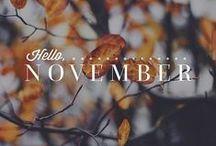 Citrine & Topaz November / A jewellery box full of gems to celebrate the birthstone of November.