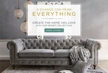 The Everything Event / It's time to create the home you love! Shop The Everything Event and save up to 40% on regular priced items, including living, dining, bedroom and office furniture. / by Arhaus