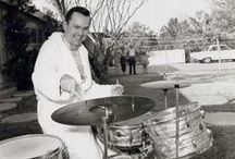 Drums / Bob Crane on drums