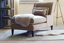 Shear Perfection / Soften up with accents carefully selected for their unmatched quality and softness.